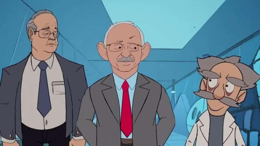 AK Parti 'yalan üretim merkezi' animasyon çizgi filmini izle